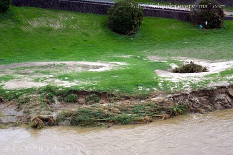 福岡の豪雨レポート 5  平成21年7月中国・九州北部豪雨